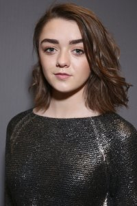 MAISIE WILLIAMS at Shooting Stars 2015 Portraits in Berlin
