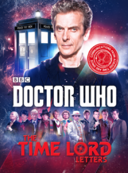 couverture de The time lord letters