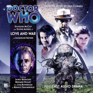 Love and wars audio big finish