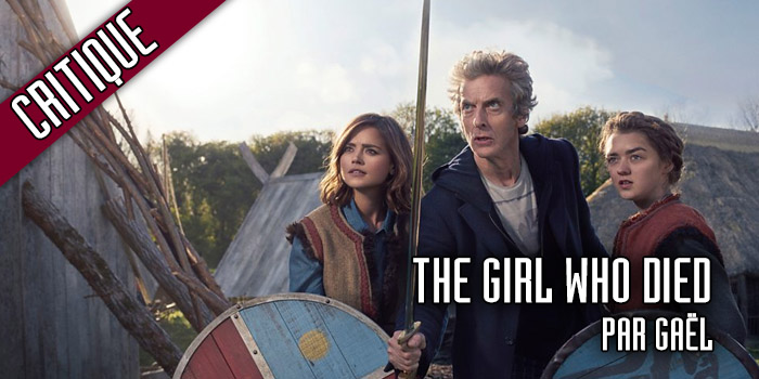 [SPOILERS] Critique de The Girl Who Died