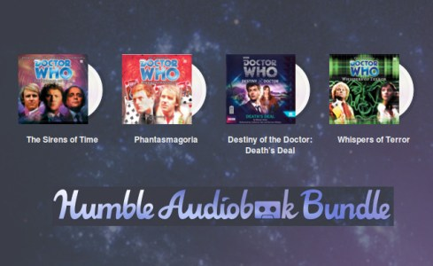 Big Finish Humble Bundle