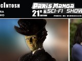 Lady Vastra à Paris Manga