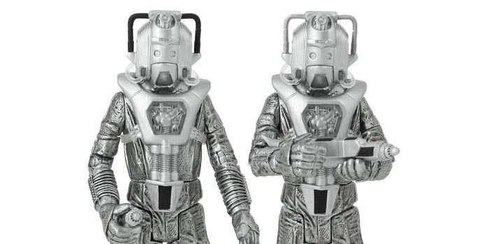 CyberLeader & Cyberman, une exclusivité Forbidden Planet