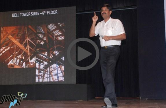 Chetan Raikar at Gallopper Talks