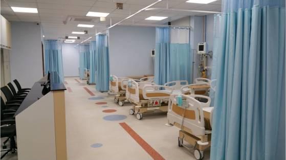 ICU at Ranka Hospital