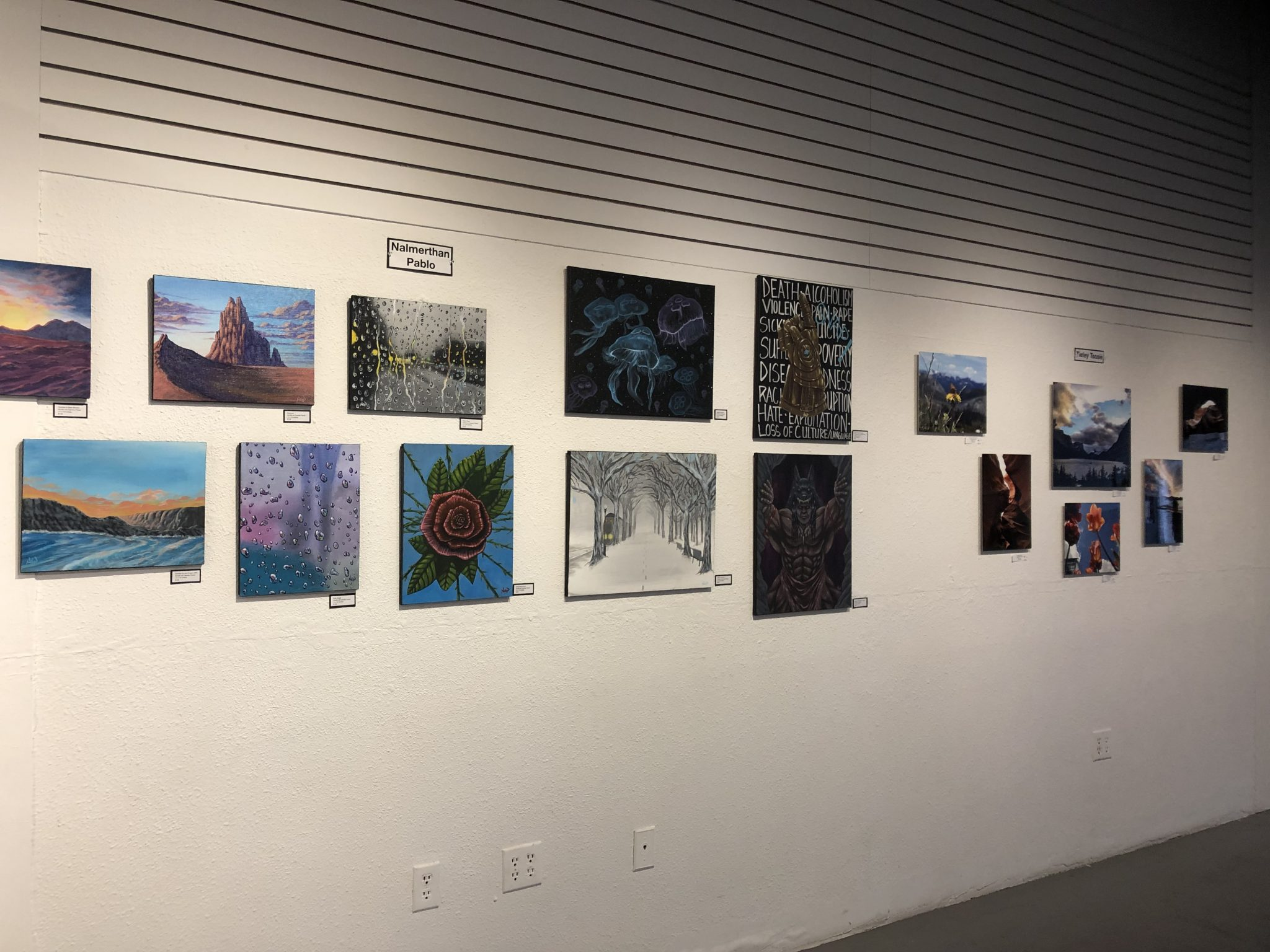 3rd Annual Member Artist Group Show – gallupARTS – Promoting the