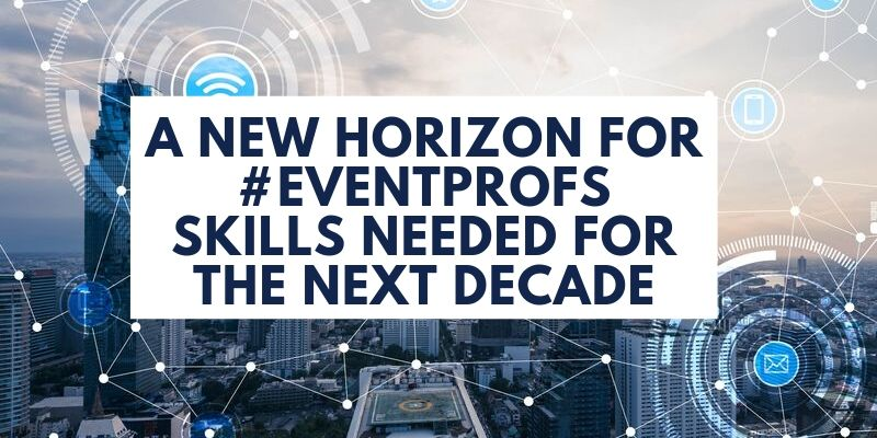 new skills for event professionals