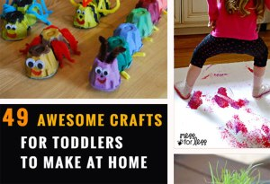 List of toddler activities from painting to popcorn sculpture. A good list with some good ideas for developing motor skills. @gallykids