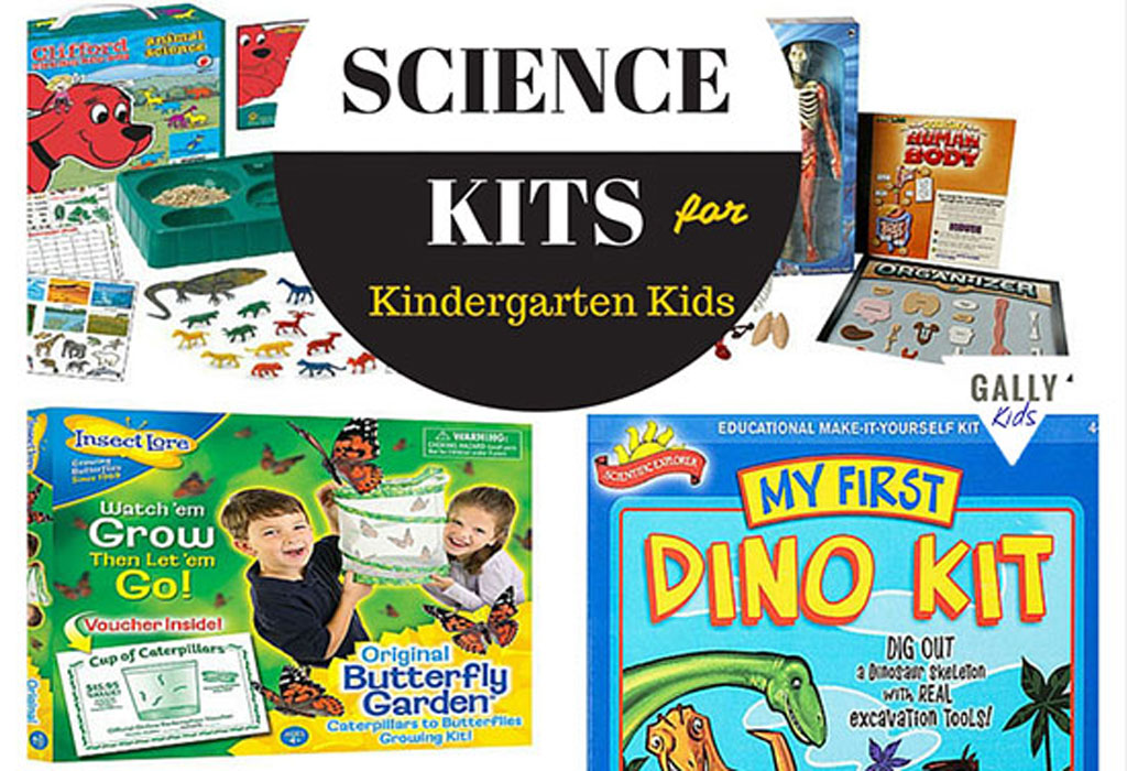 Best Science kits for kindergarten: Some cool and fun science experiment colleciton from kits with test tube to robotic kits to dino dig kit. great educational gift ideas for preschoolers. @gallykids