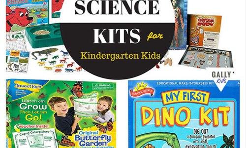 9 Of The Best Science Kits For Kindergarten Kids