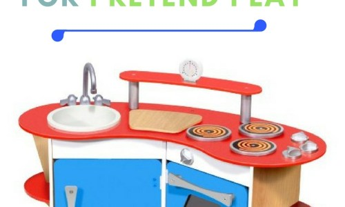 Play Kitchen Sets For Pretend Play