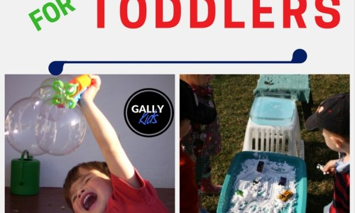 9 Totally Fun Outside Activities For Toddlers That Need Very Little Preparation