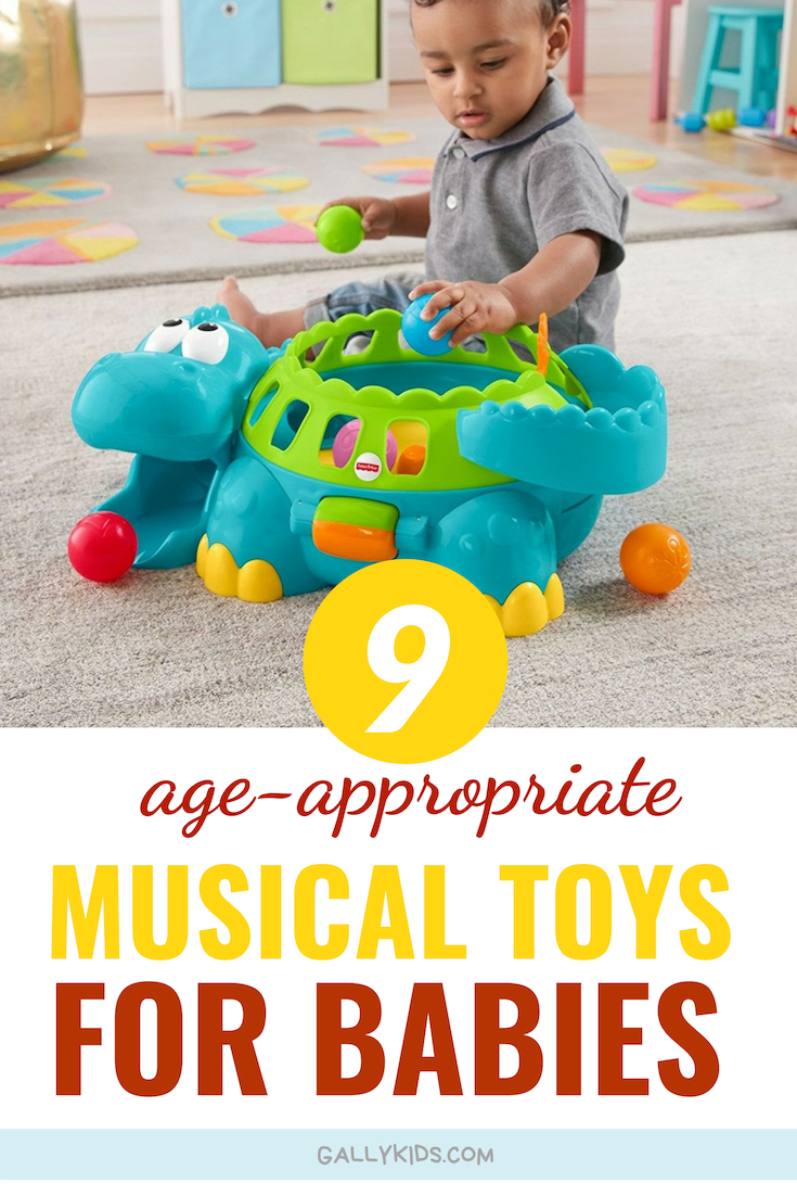 The Best Baby Musical Toys (6 – 12 Months) That Babies Love To Listen To