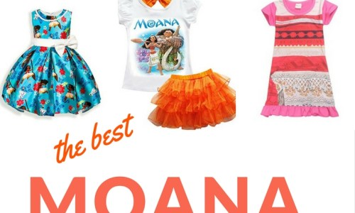 Best Moana Costumes For Toddlers (And Older Kids)