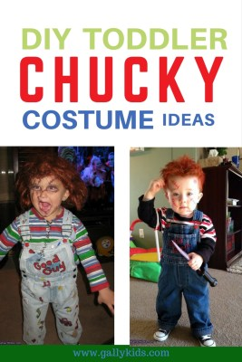How to do a toddler chucky costume diy costume ideas chucky costume toddlers some may find it creepy but some find the humor in it solutioingenieria Choice Image