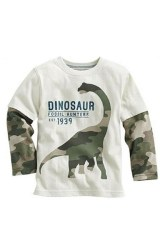 Dinosaur Long Sleeve Shirt
