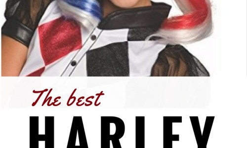 Pick The Best Harley Quinn Costume For Kids (+ Daily Wear Outfit Ideas)
