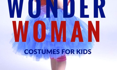Toddler Wonder Woman Costumes That You'll Adore