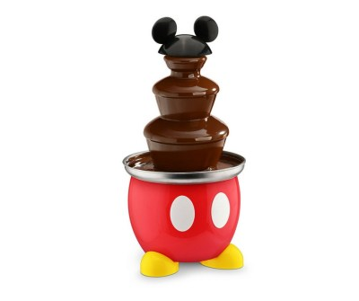 Disney chocolate fountain. Great gift for tween girls. Who doesn't like chocolates?