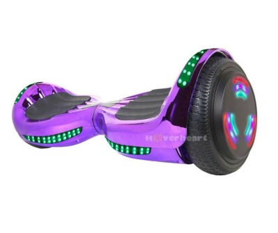 Purple hoverboard for 10 year olds