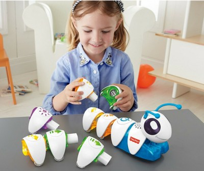 Fisher-Price Think and Learn Code A pillar Toy. Basic coding practice through play. What a fun way to get kids to think creatively and logically.
