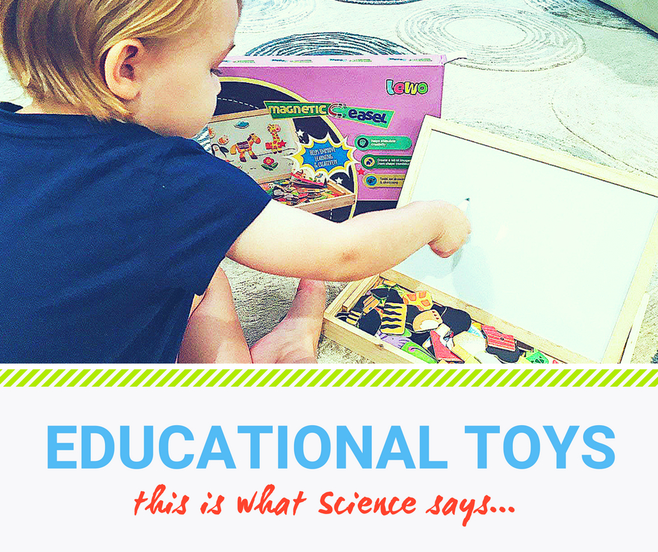Educational toys are not the same. Science says these are the ones that work.
