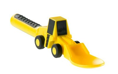 Truck loader spoon for toddlers.