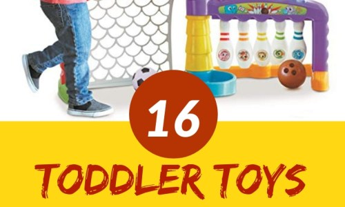 Age-appropriate Gifts and Toys for 2 Year Old Boys