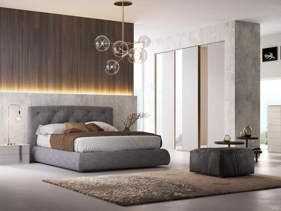 Fondamentali in qualsiasi ambiente domestico, le camere da letto devono essere accoglienti, confortevoli, raffinate e possibilmente realizzate su misura delle esigenze di grandi e piccini. Camere Da Letto Galm Design