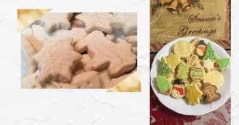 Εορταστικά μπισκότα