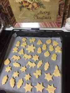 image συνταγή μπισκότα ταψί