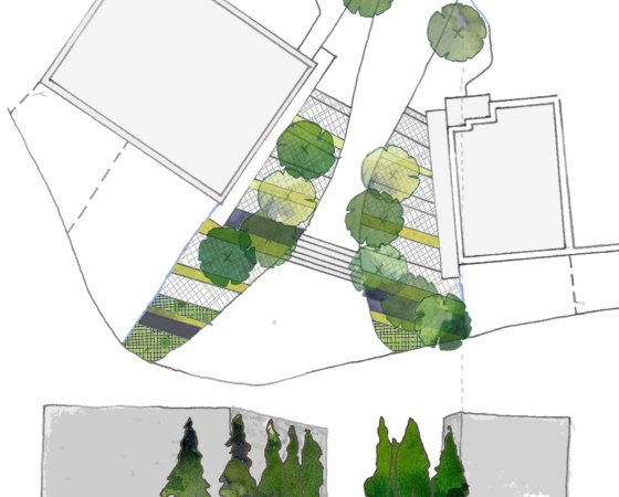 Port Derwent – Landscape Design
