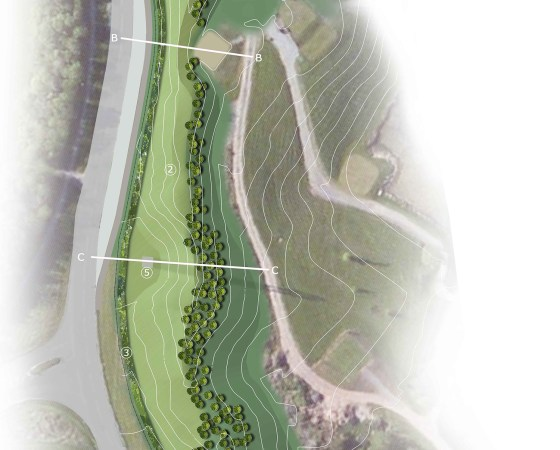 Whitehaven Golf Course – Landscape Design