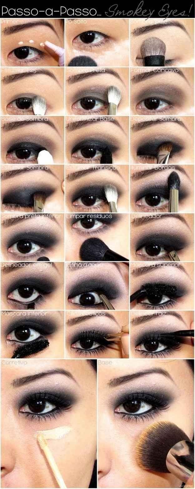 Step Best Party Wear Makeup Tutorial