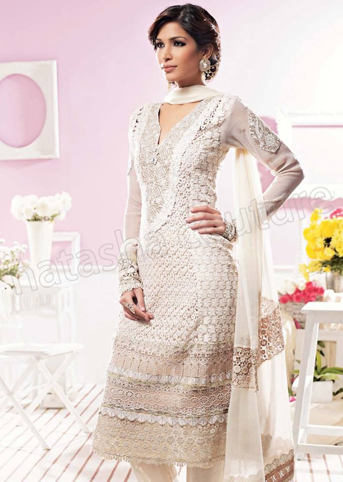 Pakistani & Indian Straight Cut Salwar Suits Designs Latest Collection 2015-2016 (28)