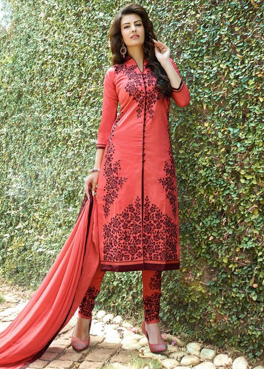 New Indian Churidar Suits Designer Collection 2019