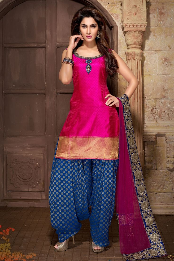 Latest Indian Patiala shalwar kameez fashion 2015-2016 (10)