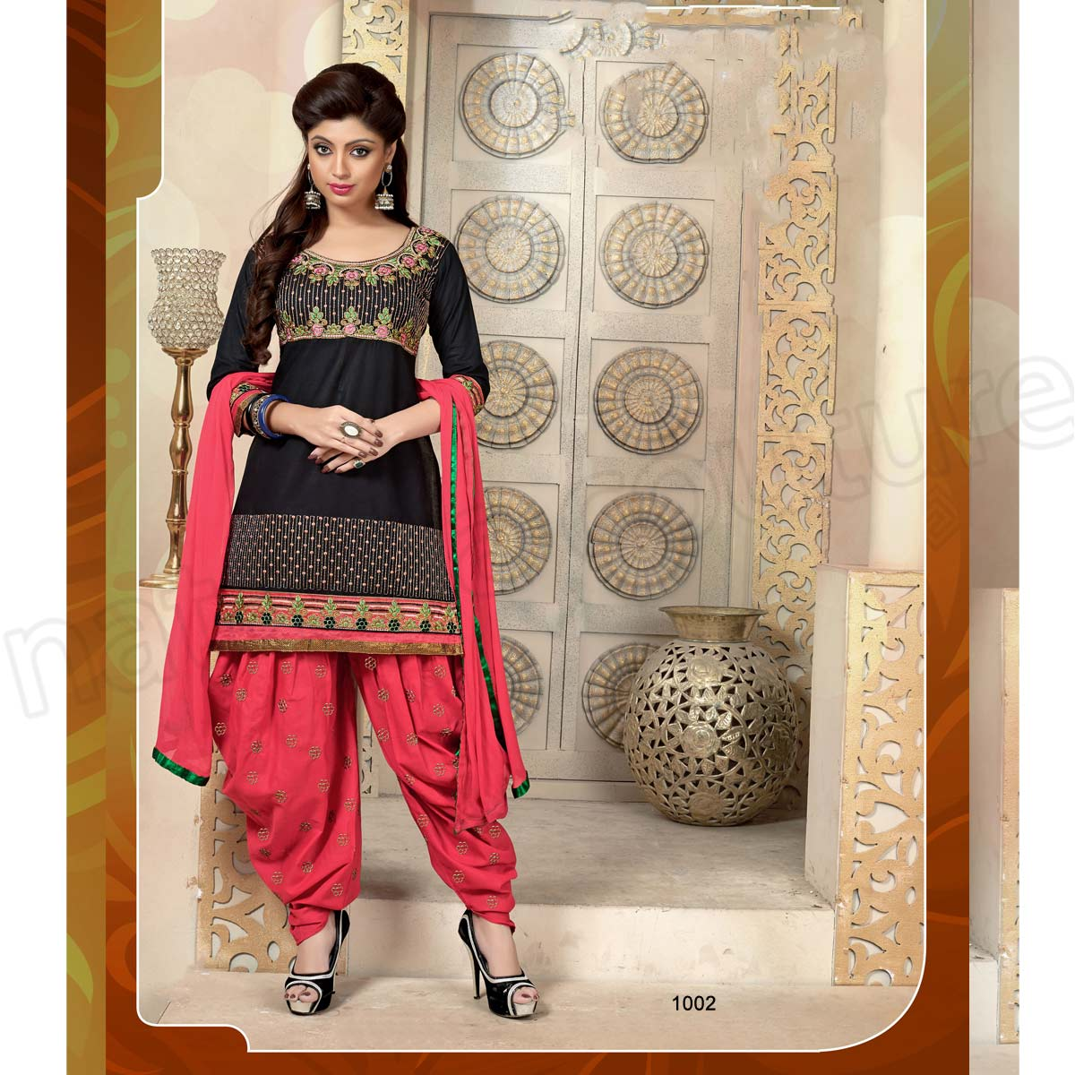Latest Indian Patiala shalwar kameez fashion 2015-2016 (13)