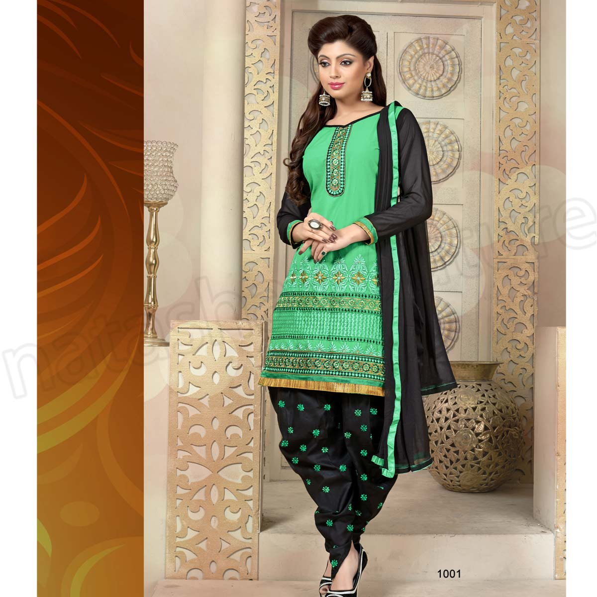 Latest Indian Patiala shalwar kameez fashion 2015-2016 (21)