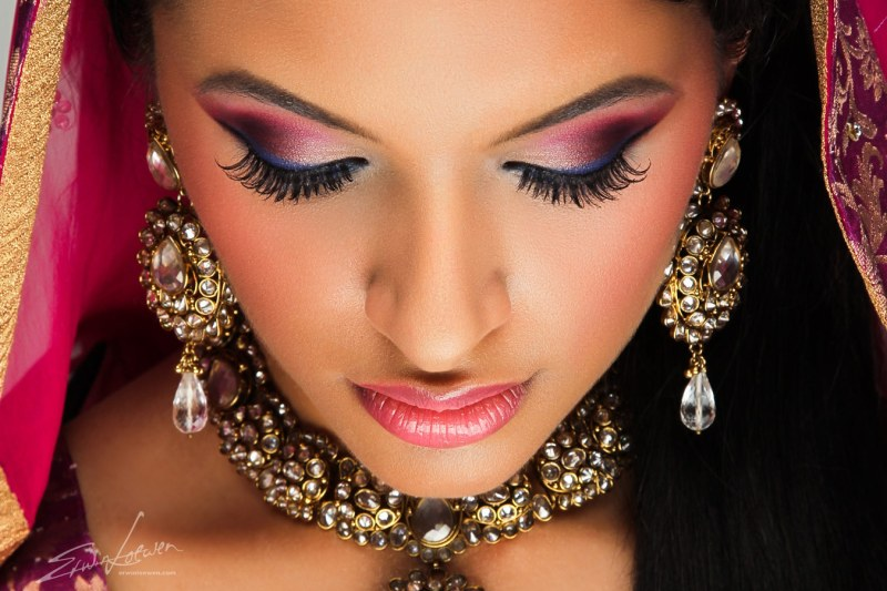 Best Indian Bridal Makeup Tutorial Step By Galstyles Com