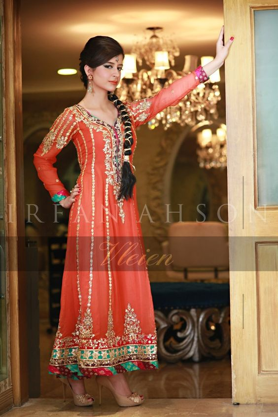 Best Amp Latest Bridal Mehndi Dresses Designs Collection
