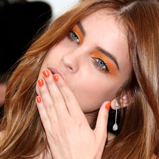 orange-tint-christmas-makeup-ideas-1