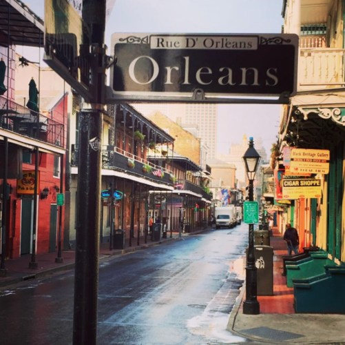 Image result for Bourbon Street  instagram