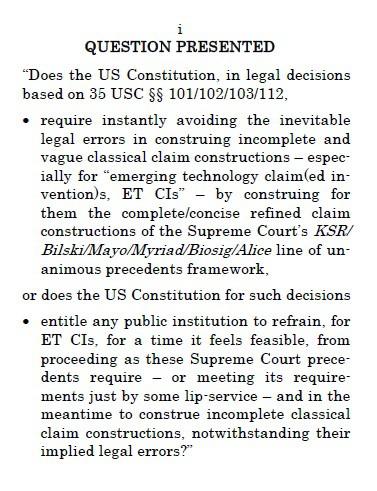 Patent Supreme Court