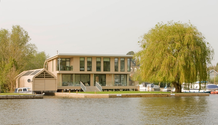 The Haven LSI Architects & Michael Barclay Partnership