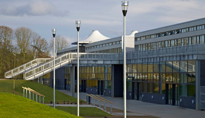 Catmose Campus, Oakham, Rutland - EllisMiller Architects