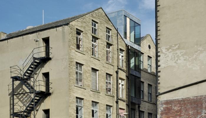 Tayson House, Bradford- Kraus Schönberg Architects