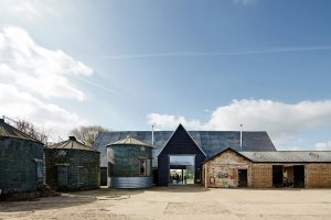 Feeringbury Barn Hudson Architects