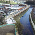 River Dargle Flood Defences Southwest Engineering