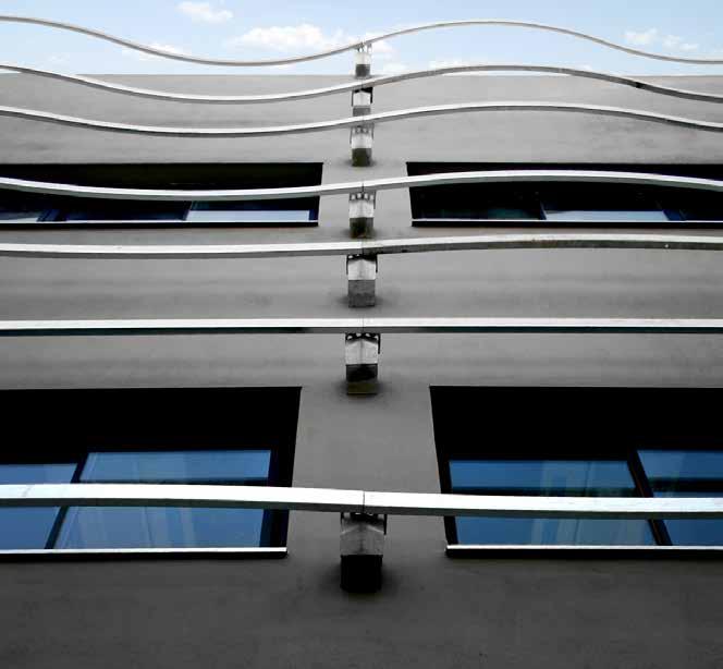 galvanised steel facade valencia